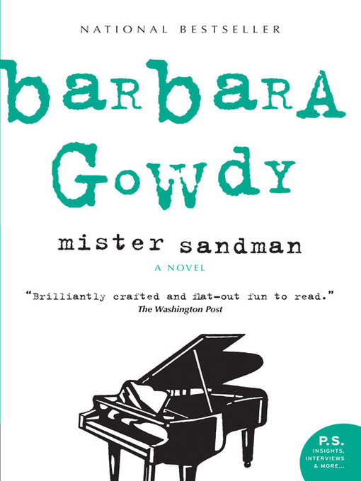 Title details for Mister Sandman by Barbara Gowdy - Available