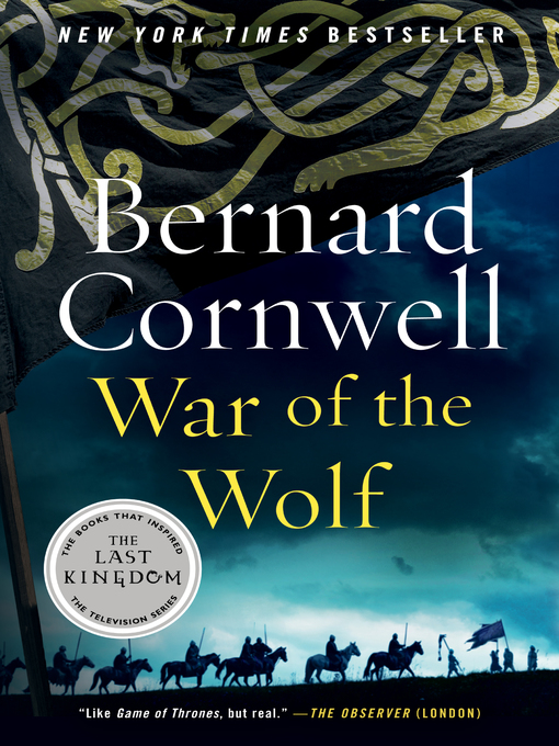 Title details for War of the Wolf by Bernard Cornwell - Available