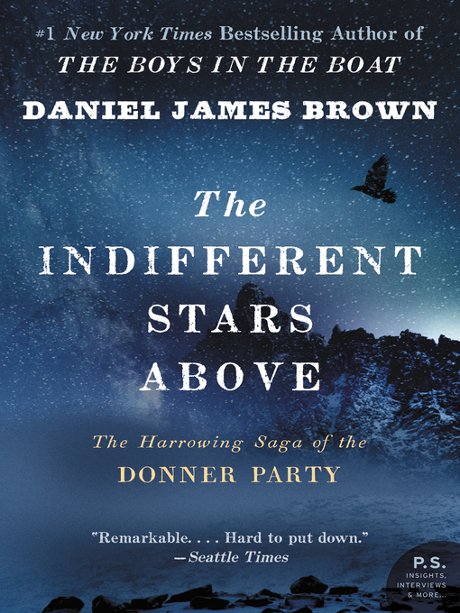 Title details for The Indifferent Stars Above by Daniel James Brown - Available