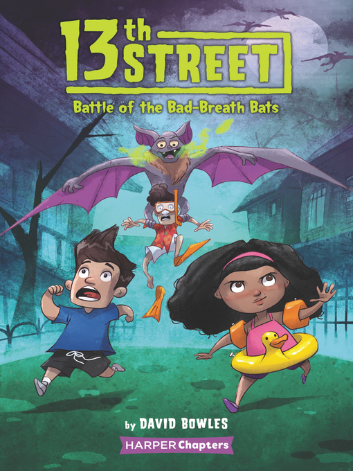 Title details for 13th Street #1 by David Bowles - Available