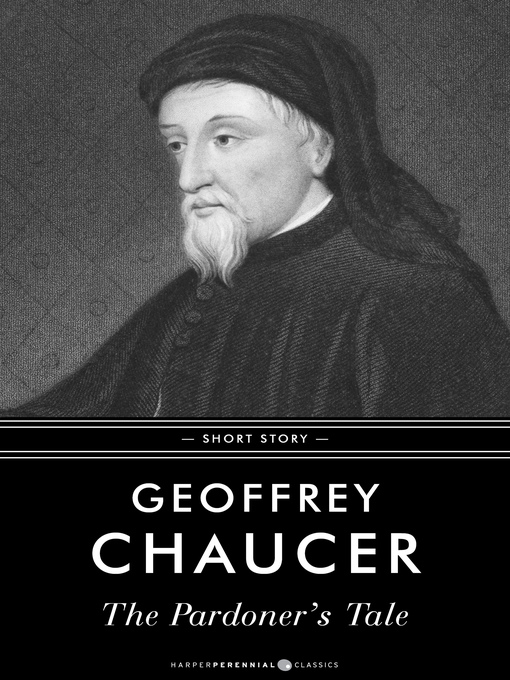 a critique of geoffrey chaucers the pardoners tale Download the canterbury tales audiobook the midwest book review geoffrey chaucer (c 1343–1400), english poet.