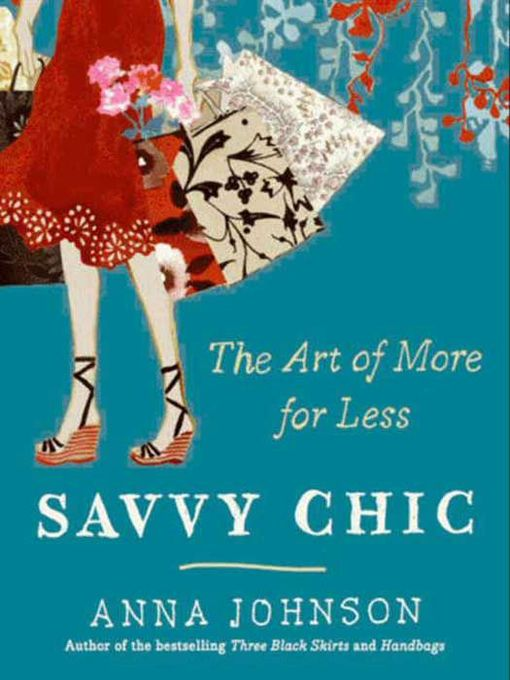 Title details for Savvy Chic by Anna Johnson - Available