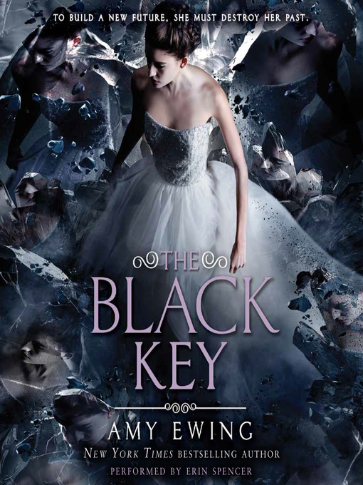 Title details for The Black Key by Amy Ewing - Wait list