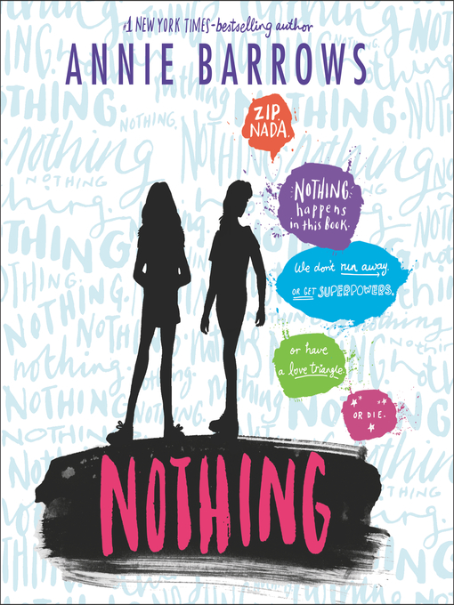 Title details for Nothing by Annie Barrows - Available