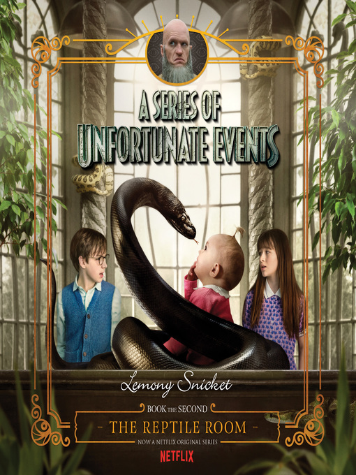 Title details for The Reptile Room by Lemony Snicket - Available