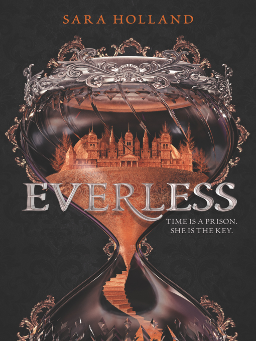 Cover image for book: Everless