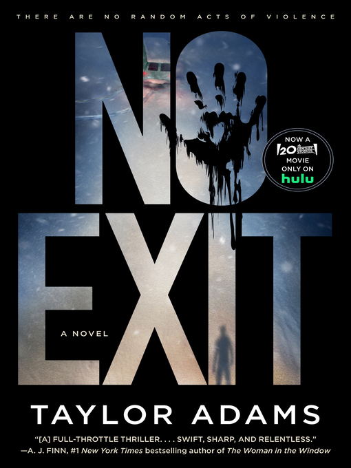 Title details for No Exit by Taylor Adams - Available