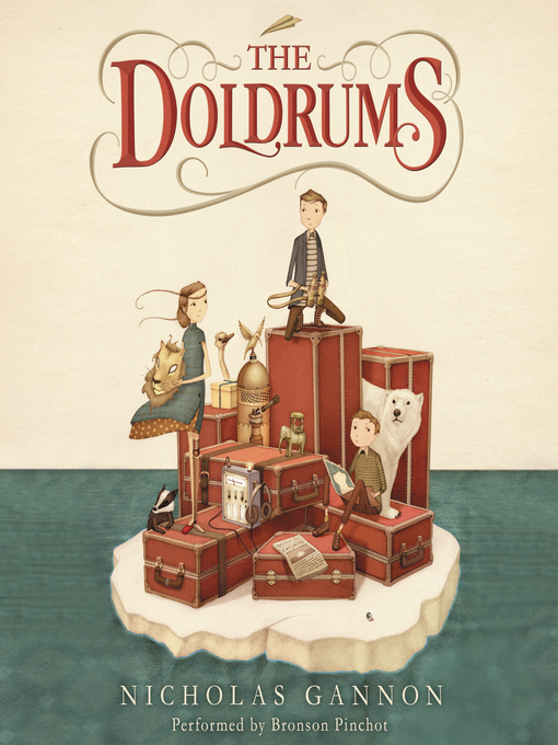 Cover of The Doldrums