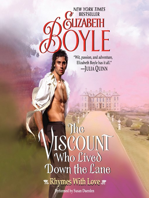 Cover of The Viscount Who Lived Down the Lane