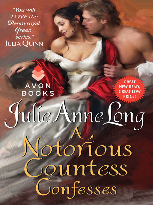 Title details for A Notorious Countess Confesses by Julie Anne Long - Wait list