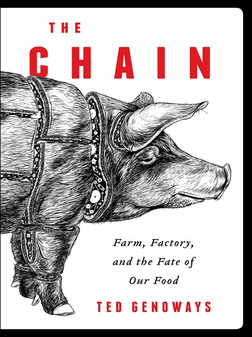 Title details for The Chain by Ted Genoways - Available