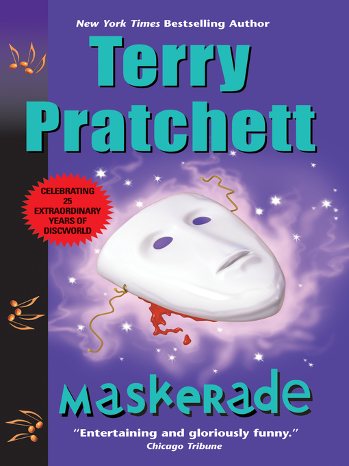 Title details for Maskerade by Terry Pratchett - Available