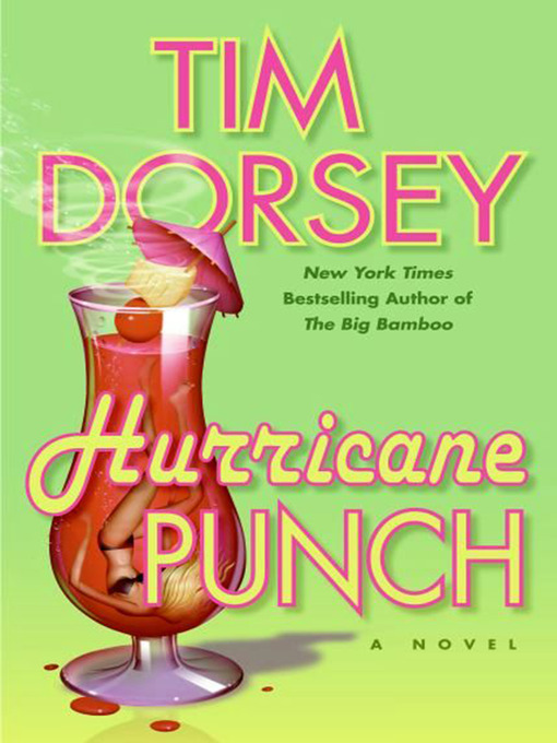 Title details for Hurricane Punch by Tim Dorsey - Wait list