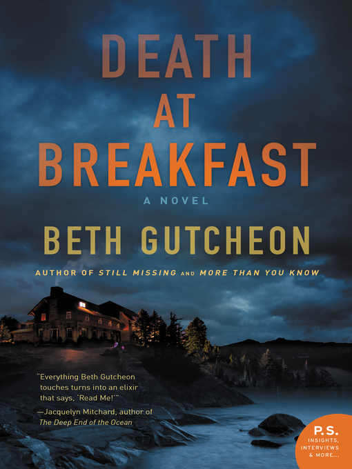 Title details for Death at Breakfast by Beth Gutcheon - Wait list