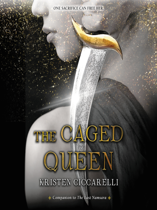 Cover of The Caged Queen