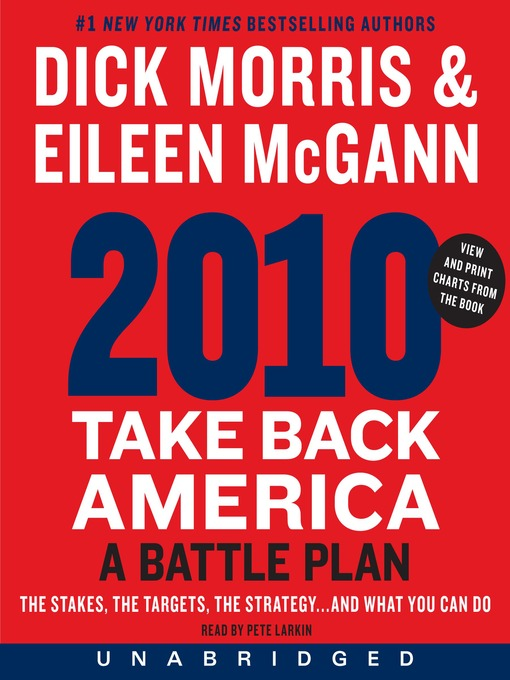 Cover of 2010: Take Back America