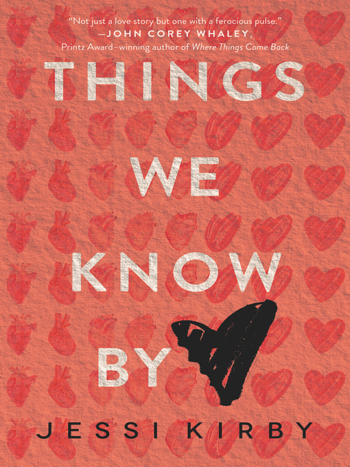 Cover of Things We Know by Heart