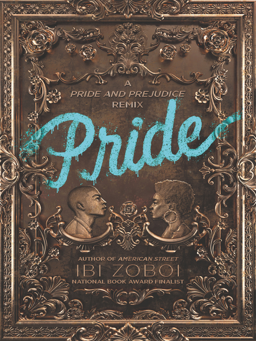 Title details for Pride by Ibi Zoboi - Wait list