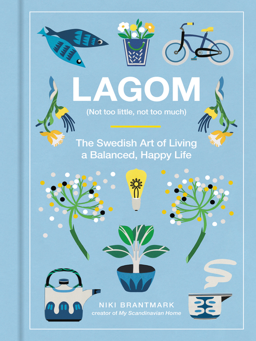 Title details for Lagom by Niki Brantmark - Wait list