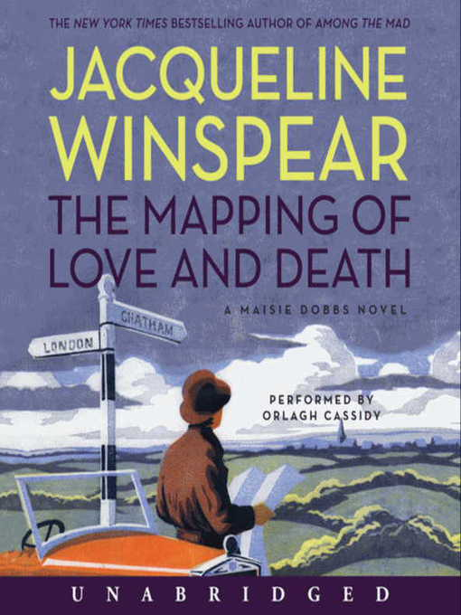 Title details for The Mapping of Love and Death by Jacqueline Winspear - Wait list