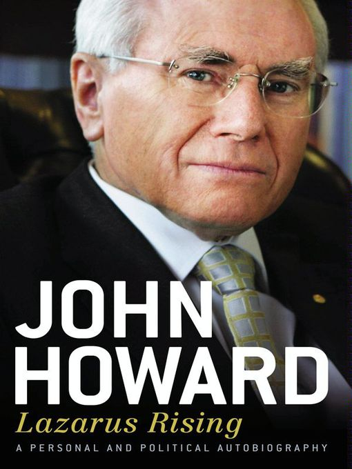 Title details for Lazarus Rising by John Howard - Available