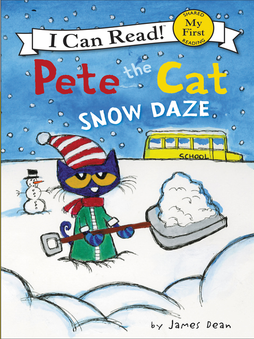 Title details for Snow Daze by James Dean - Available