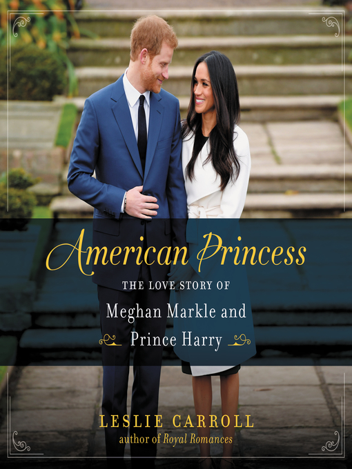 Title details for American Princess by Leslie Carroll - Available