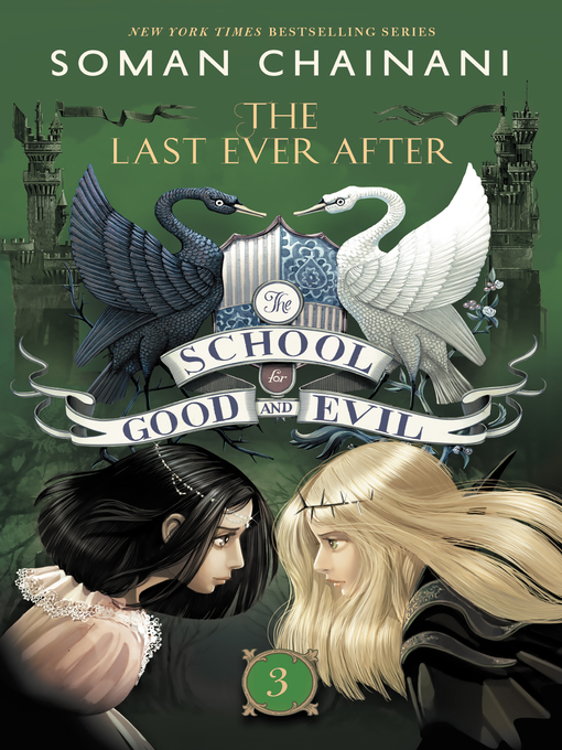 Title details for The Last Ever After by Soman Chainani - Wait list