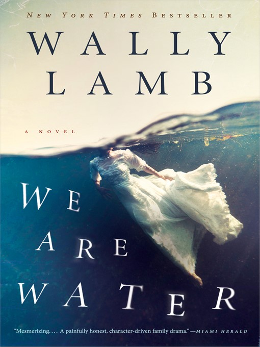 Title details for We Are Water by Wally Lamb - Available