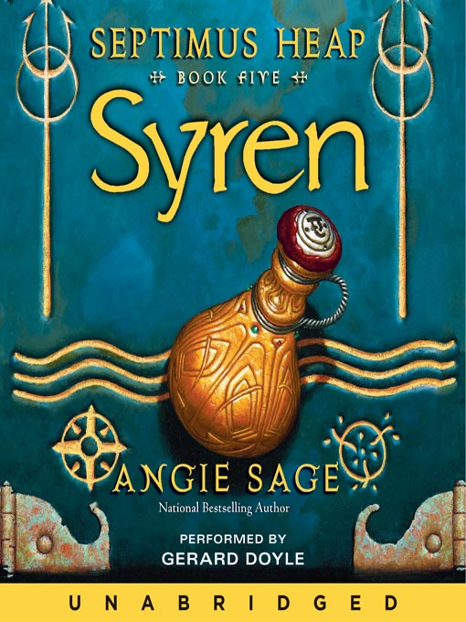 Title details for Syren by Angie Sage - Wait list