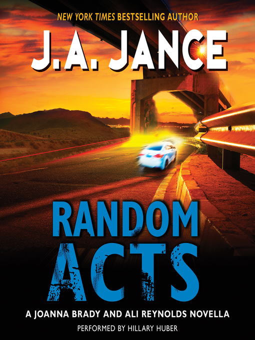 Title details for Random Acts by J. A. Jance - Available