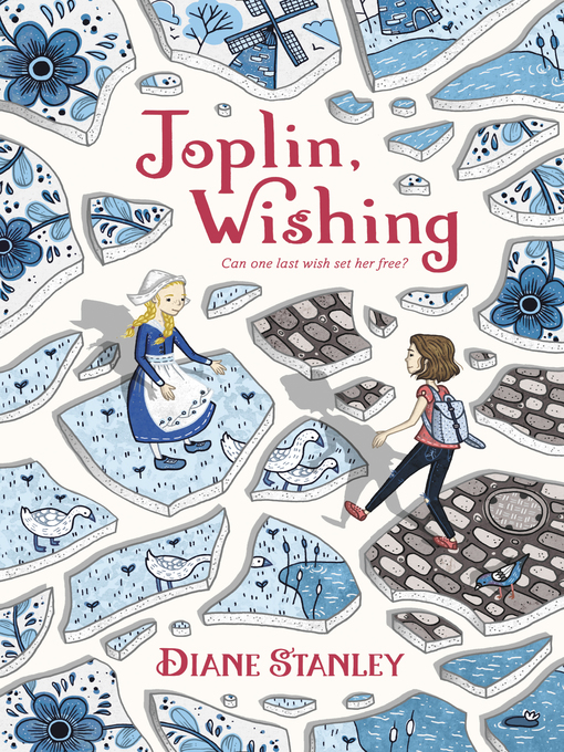 Cover image for Joplin, Wishing