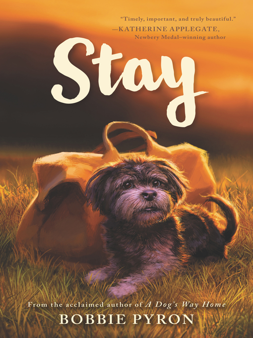 Title details for Stay by Bobbie Pyron - Available