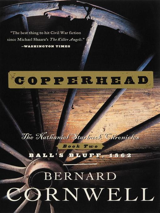 Title details for Copperhead by Bernard Cornwell - Wait list