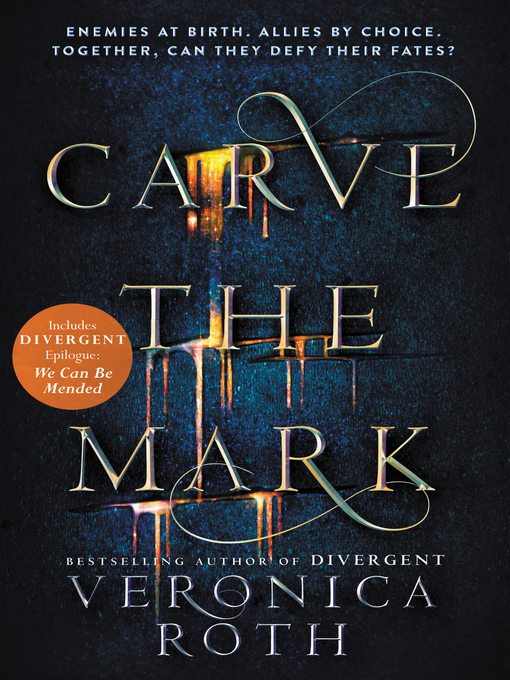 Cover image for book: Carve the Mark