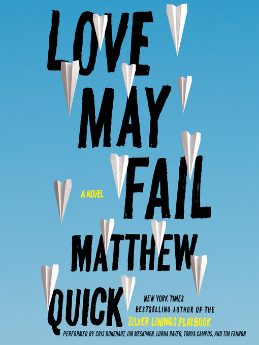 Cover of Love May Fail
