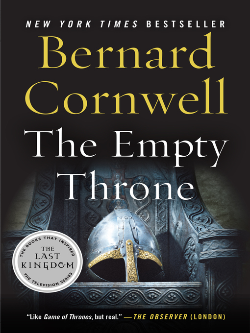 Cover of The Empty Throne