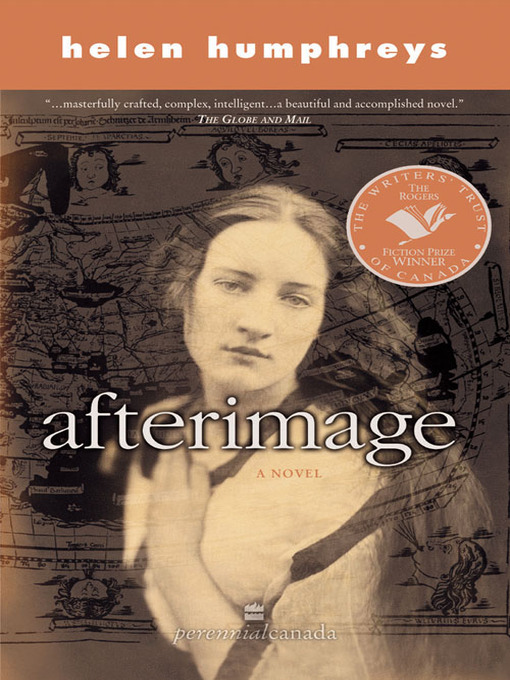 Cover of Afterimage