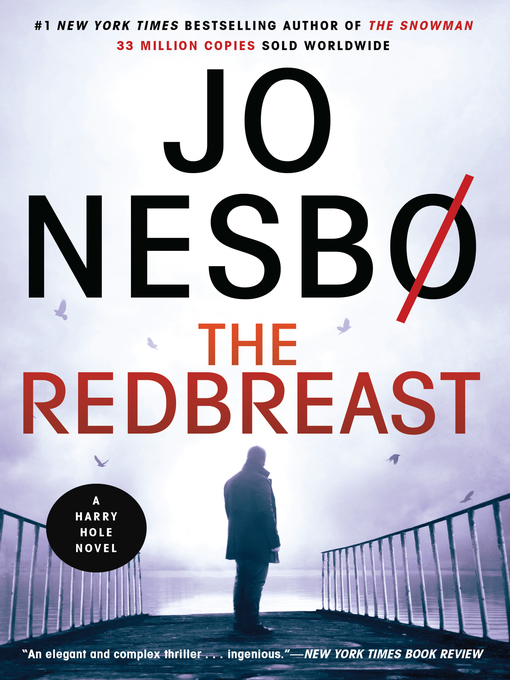 Title details for The Redbreast by Jo Nesbo - Available