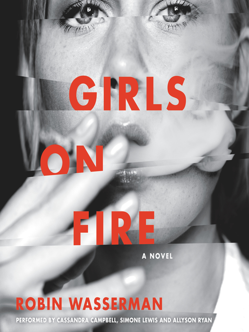 Cover of Girls on Fire