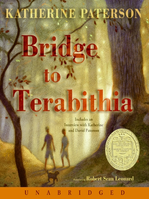 Title details for Bridge to Terabithia by Katherine Paterson - Wait list