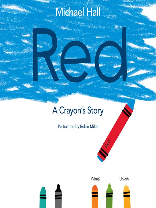 Title details for Red by Michael Hall - Available