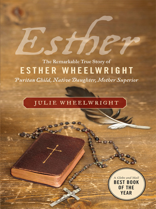 Title details for Esther by Julie Wheelwright - Available