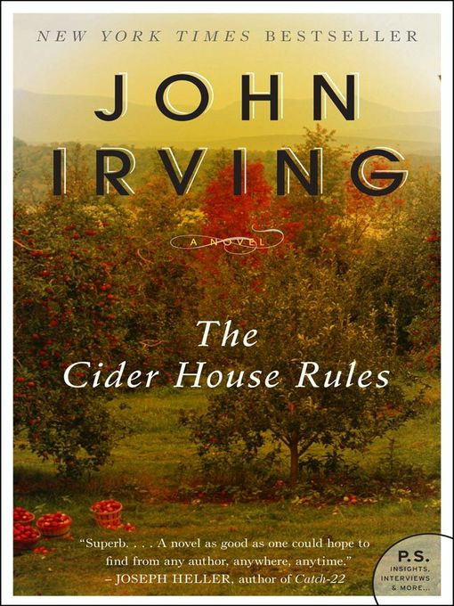 Title details for The Cider House Rules by John Irving - Available