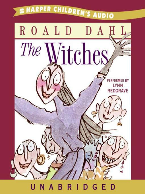 Title details for The Witches by Roald Dahl - Wait list