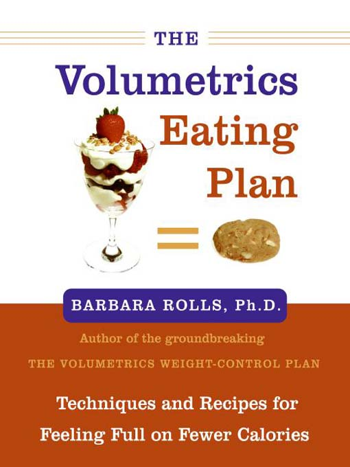 Title details for The Volumetrics Eating Plan by Barbara Rolls, PhD - Available