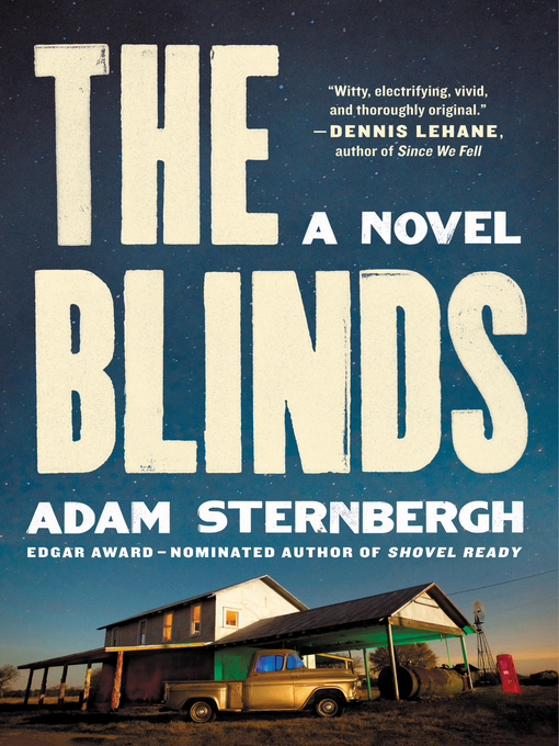 Title details for The Blinds by Adam Sternbergh - Available