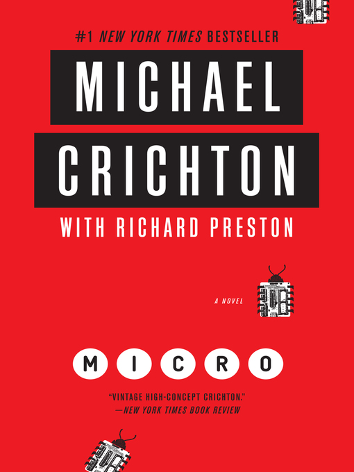 Title details for Micro by Michael Crichton - Wait list