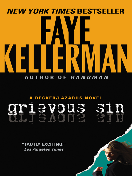 Title details for Grievous Sin by Faye Kellerman - Available