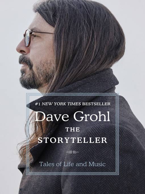 Title details for The Storyteller by Dave Grohl - Wait list